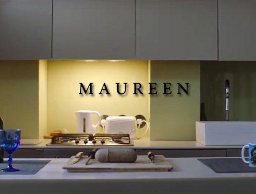maureen poster