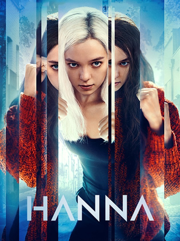 Hanna, Season 3 (2021) - TV series